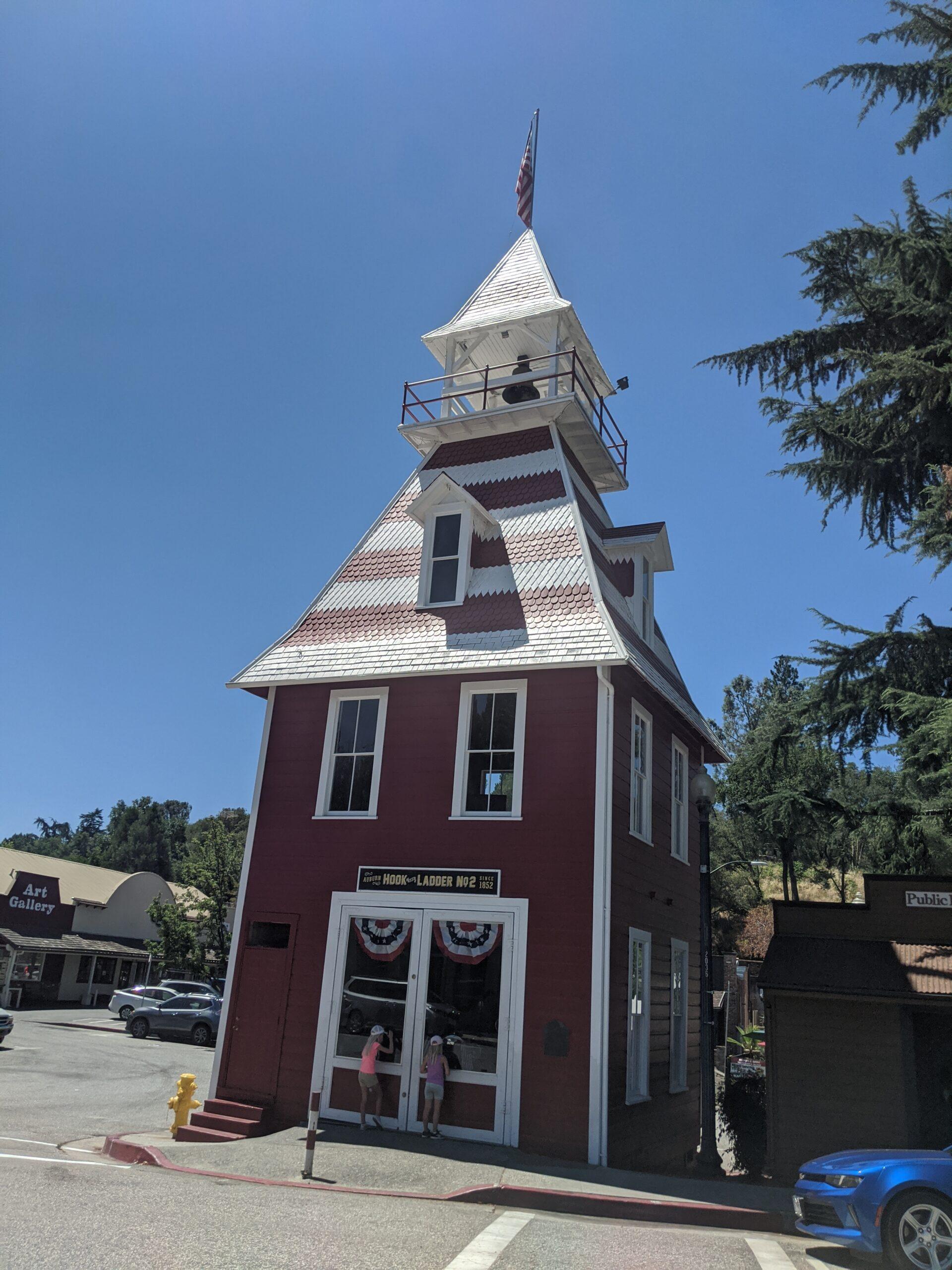 Auburn Hook and Ladder No. 2 Historic Firehouse