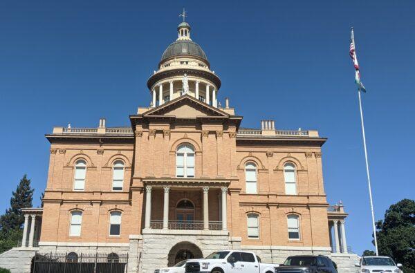 Historic Auburn California Courthouse
