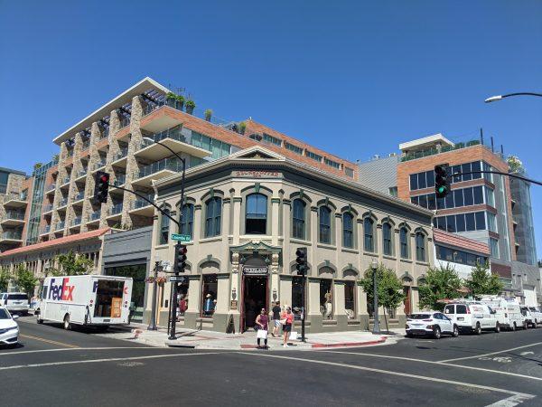 Old Napa Register Building, Napa California