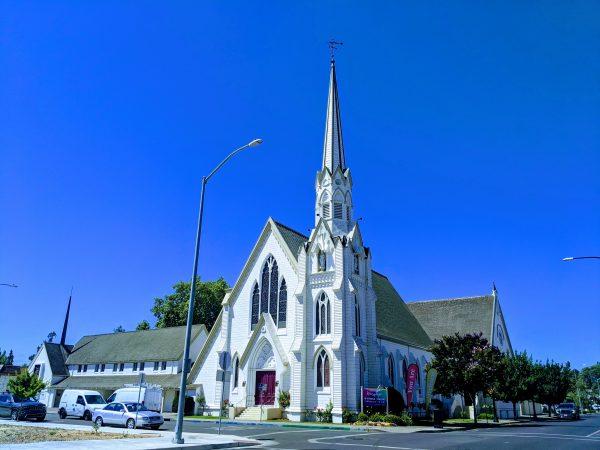 First Presbyterian Church Napa California
